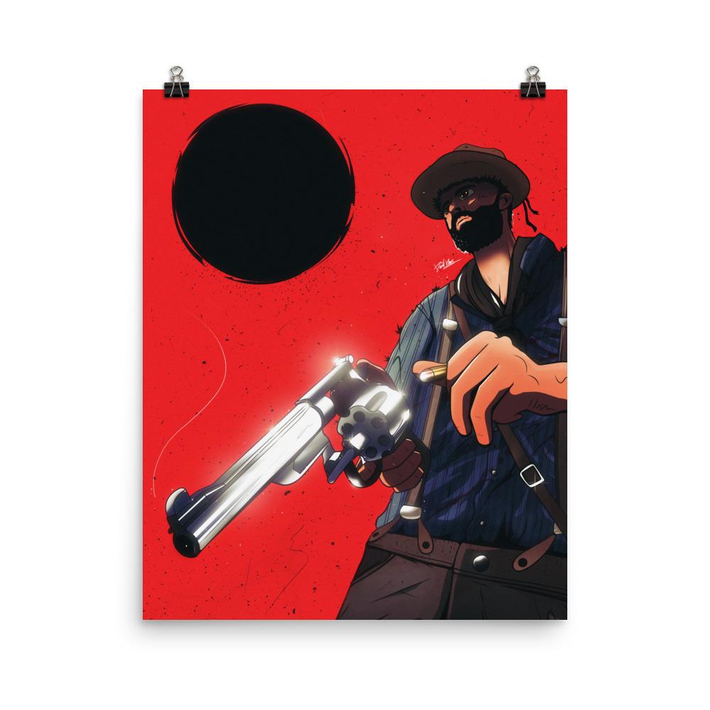 Enhanced Matte Paper Poster In 16x20 Transparent 6037d7e47b089
