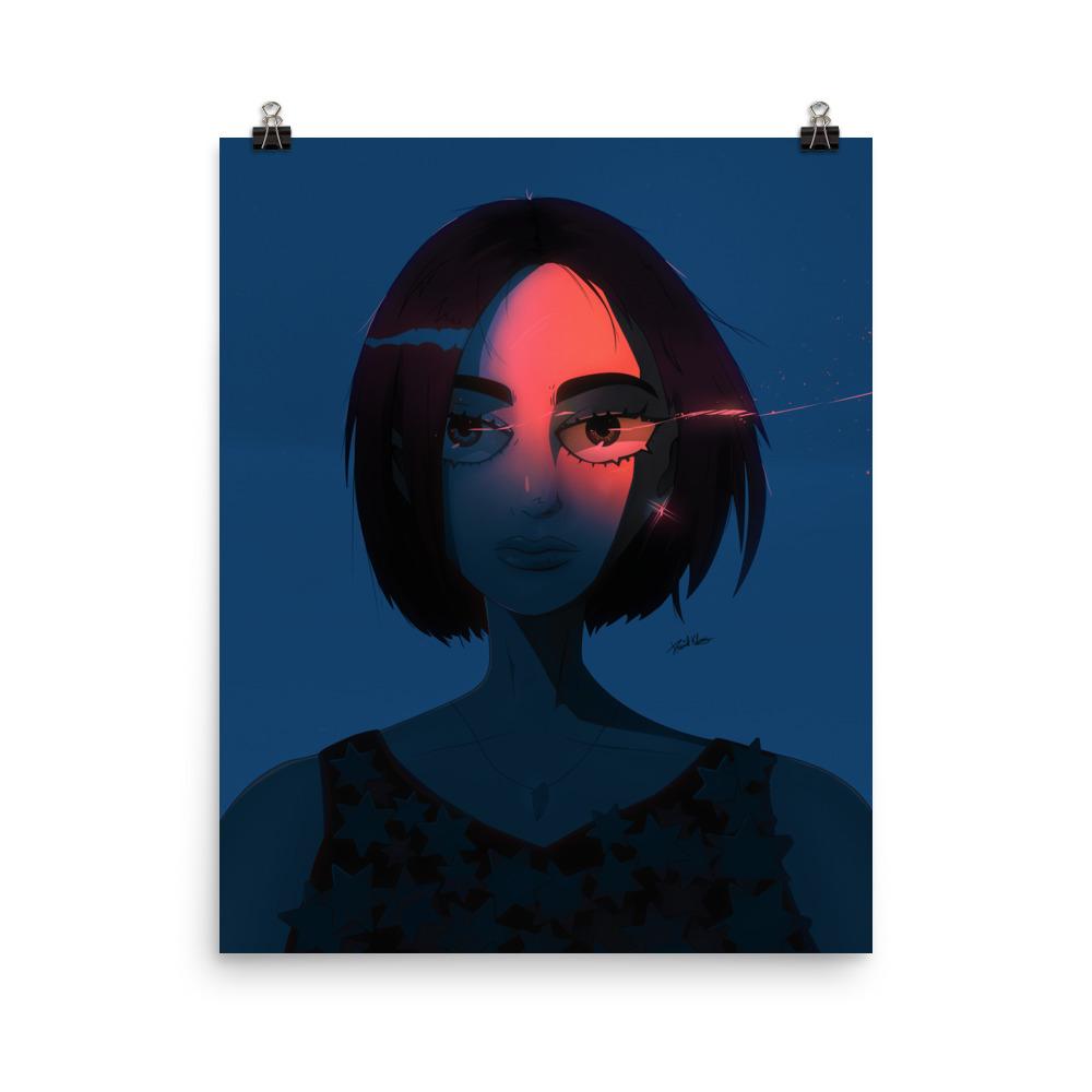 Enhanced Matte Paper Poster In 16x20 Transparent 6037d94957e0f