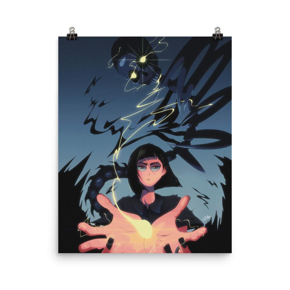 Enhanced Matte Paper Poster In 16x20 Transparent 60380176bceda