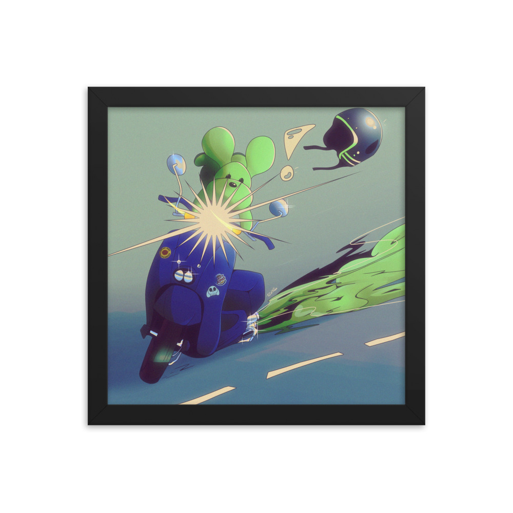 Enhanced Matte Paper Framed Poster In Black 12x12 Transparent 6046641c4e43c