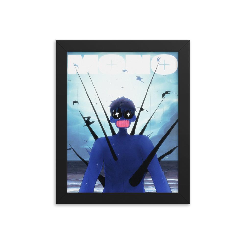 Enhanced Matte Paper Framed Poster In Black 8x10 Transparent 605218acdd0cd