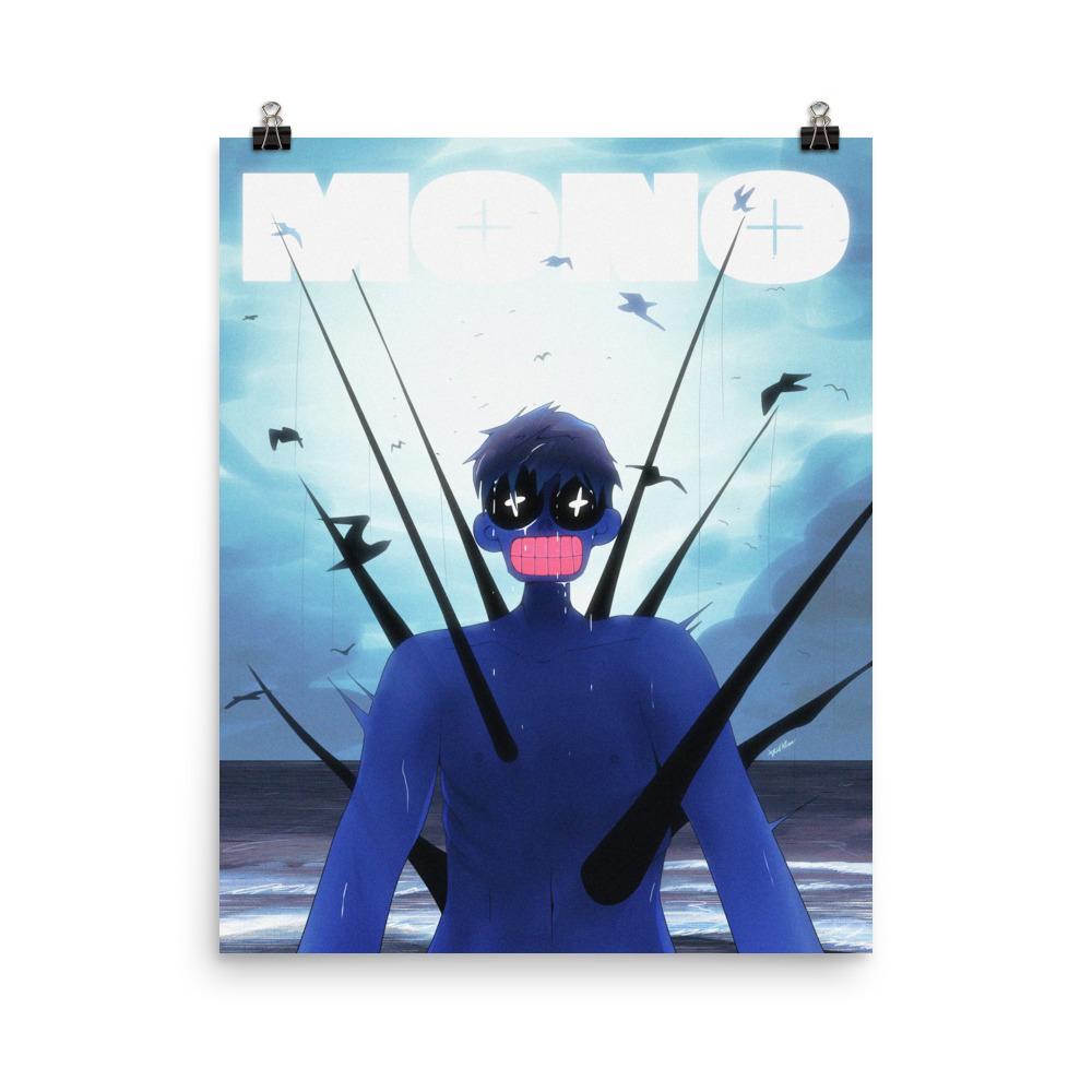 Enhanced Matte Paper Poster In 16x20 Transparent 605216f514d1a