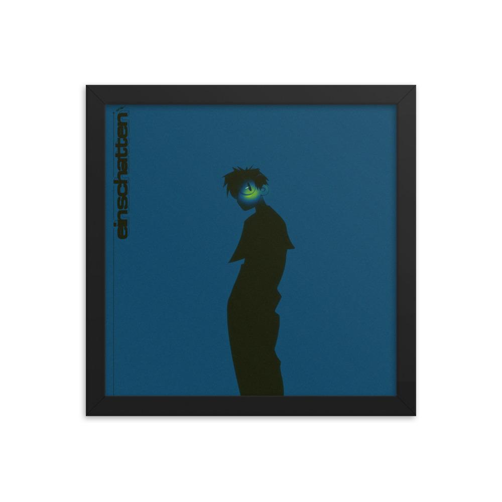 Enhanced Matte Paper Framed Poster In Black 12x12 Transparent 60a9440a45c9b