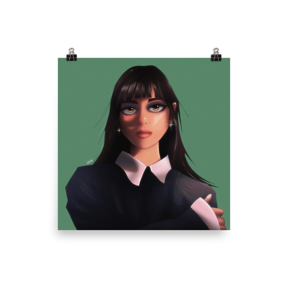 Enhanced Matte Paper Poster In 10x10 Transparent 60a4f5a67436e
