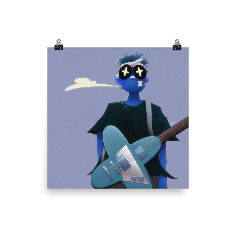 Enhanced Matte Paper Poster In 12x12 Transparent 60a9468592f81